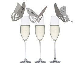 Wine Glass Place Cards